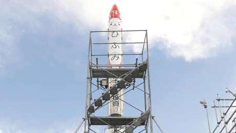 Momo-3 é o primeiro foguete comercial funcional do Japão (Foto: Reprodução / JapanTimes)