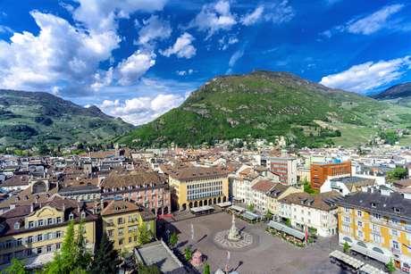 Bolzano é também o município com maior aumento no custo para se viver no país.