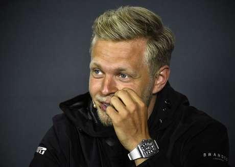 """Magnussen: """"Algumas coisas foram boas, outras nem tanto"""""""
