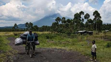 A associação Rede de Homens do Congo diz que os homens do leste do Congo participam cada vez mais das reuniões