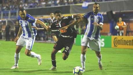 Vasco e Avaí se enfrentaram duas vezes em 2019, pela Copa do Brasil (Carlos Gregório Júnior/Vasco)