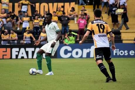 O América-MG busca sua primeira vitória no Brasileiro da Série B de 2019-Divulgação/América-MG