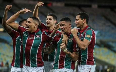 Luciano é o artilheiro do Fluminense no ano (FOTO: LUCAS MERÇON / FLUMINENSE F.C)