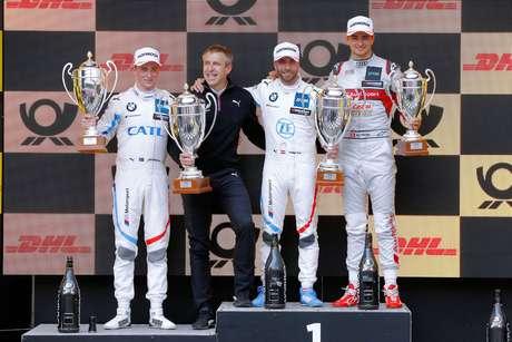 Em Zolder, Eng aproveita 'safety car' e garante sua primeira vitória no DTM