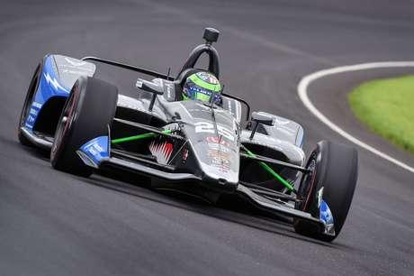 Indy 500: Daly lidera trio da Honda na 'Fast Friday'; Kayser sofre acidente e é dúvida
