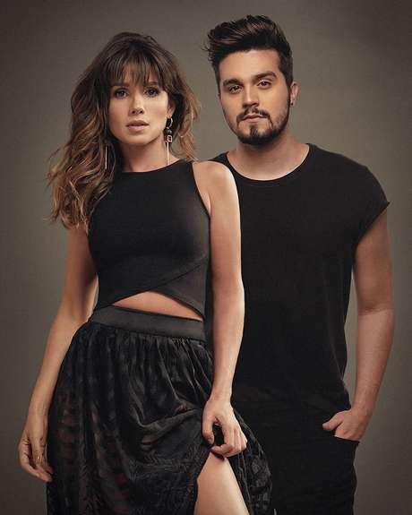 Paula Fernandes e Luan Santana gravaram a versão em português da música do filme Nasce Uma Estrela