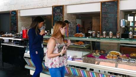 A rede de cafés Franca tem 200 funcionários, quatro lojas e se prepara para abrir a quinta
