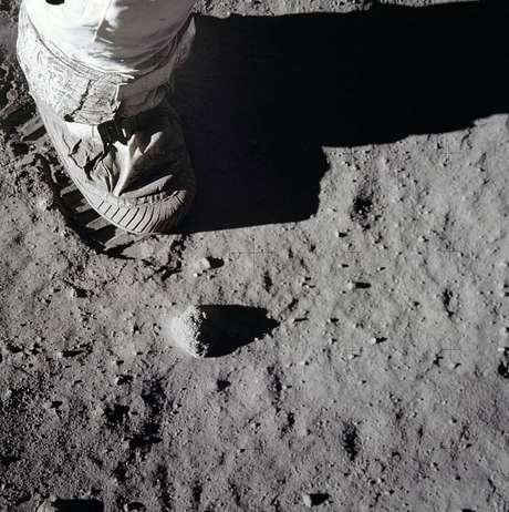 'Este é um pequeno passo para um homem, um salto gigantesco para a humanidade'