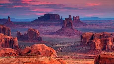 As rochas do Gran Canyon permitem entender como ocorreu a evolução na Terra