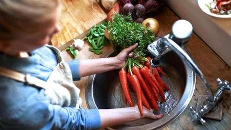 As cenouras são ricas em nitratos provenientes do solo em que são cultivadas