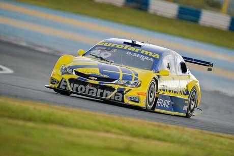 Serra larga em segundo, e Eurofarma coloca os três pilotos entre os seis mais rápidos em Goiânia
