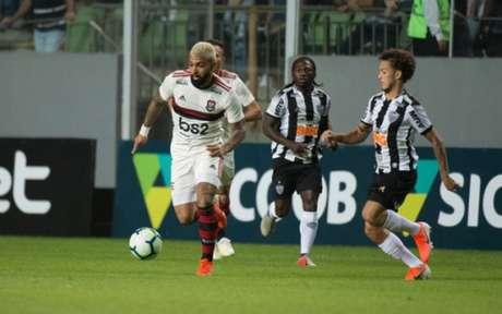 Imagens de Atlético-MG 2x1 Flamengo
