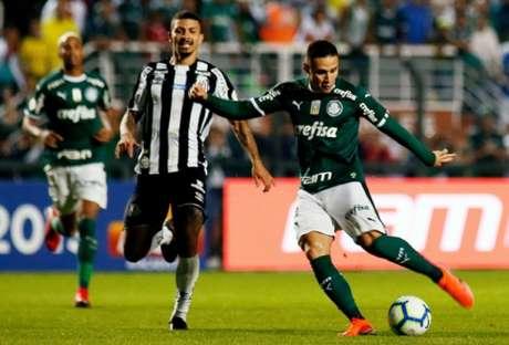 Raphael Veiga chegou ao segundo gol no Brasileirão (Foto : Luiz Moura/WPP)