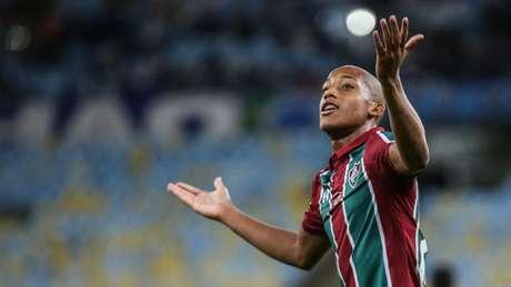 Já vendido, João Pedro fica no Fluminense pelo menos até janeiro de 2020 (Foto: Lucas Merçon/Fluminense)