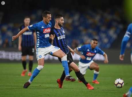 Inter de Milão sofre goleada e tem vaga na Champions ameaçada (Foto: Divulgação)