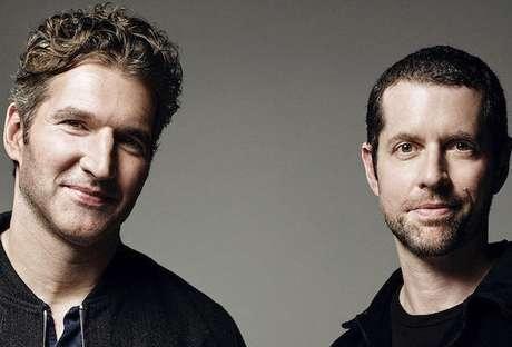 David Benioff e D.B. Weiss, os cocriadores do seriado mais popular da atualidade (Fonte: HBO/Divulgação)