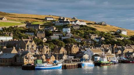 A indústria de energia limpa está oferecendo aos jovens das Ilhas Orkney oportunidades além da agricultura e dos combustíveis fósseis