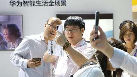 Além das investidas dos EUA contra a Huawei, as tensões comerciais entre americanos e chineses também estão aumentando
