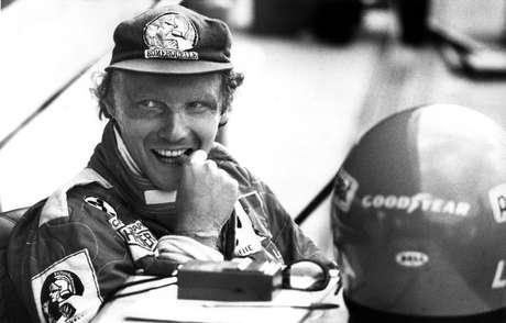 GALERIA: confira alguns momentos de uma das lendas da Fórmula 1, Niki Lauda