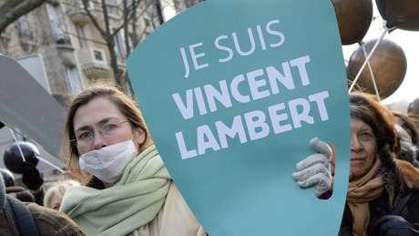 O caso de Vincent Lambeth dividiu a família do enfermeiro e a França no debate sobre o direito à morte