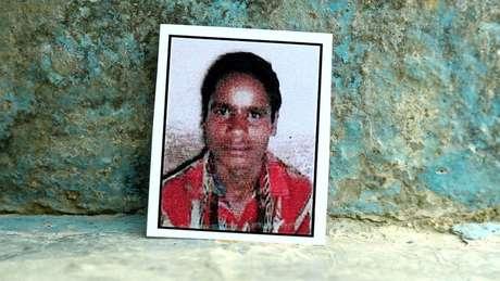Jitendra era carpinteiro e responsável por sustentar a família