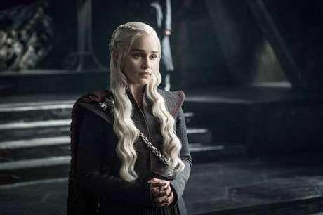 Emilia Clarke - Daenerys Targaryen - Emilia Clarke vive Daenerys Targaryen, uma das personagens mais importantes de 'Game of Thrones', desde a primeira temporada, em 2011.
