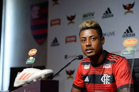 Bruno Henrique, atacante doFlamengo