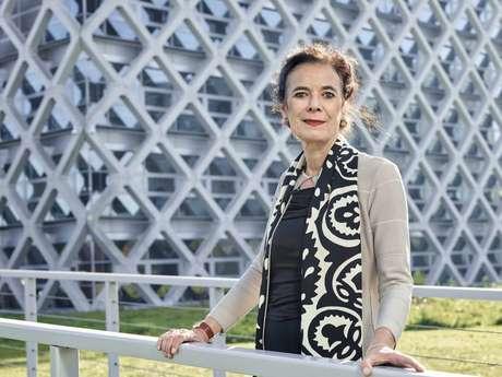 A cientista holandesa Louise Fresco, presidente da Universidade de Wageningen