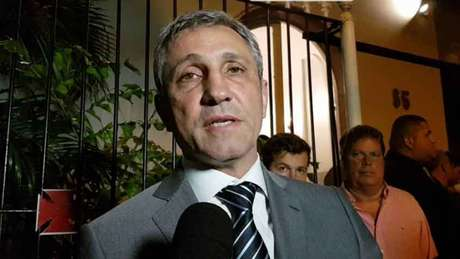 Alexandre Campello, presidente do Vasco (Foto: David Nascimento)