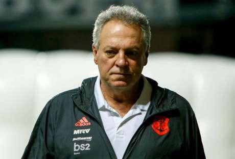 Abel Braga vê a pressão retornar no Flamengo (Foto: Felipe Correia PHOTO PREMIUM)