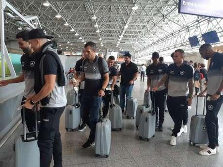 Botafogo vai jogar contra o Sol de America, pela Copa Sul-Americana (Foto: Divulgação)