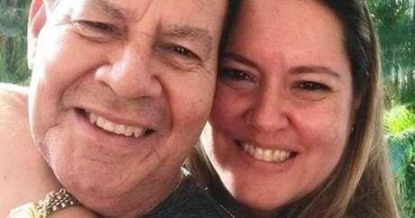 O casal Mourão mantém boa relação com a imprensa