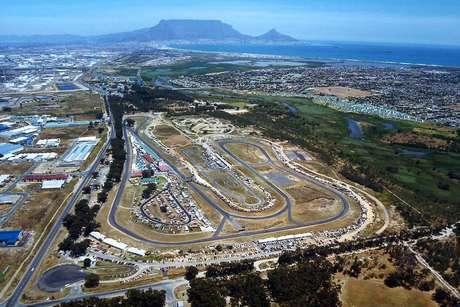 Grande Prêmio da África do Sul em Kyalami pode ser uma possibilidade
