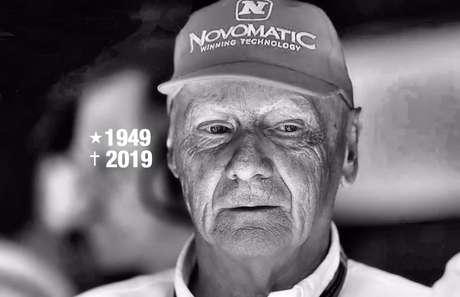 """""""Estivemos ao seu lado todo o tempo"""", diz família de Lauda"""