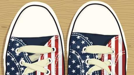Os EUA importam quase todos seus calçados, sendo que 72% são provenientes da China