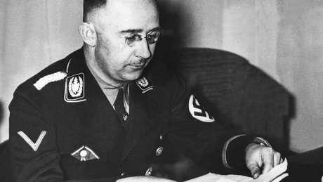 Em 1943, Heinrich Himmler queria um censo para contabilizar quantos negros e mestiços moravam na Alemanha