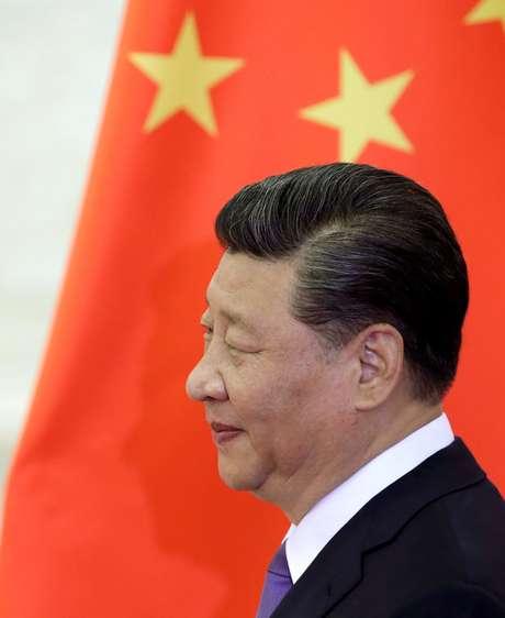 Presidente chinês, Xi Jinping 14/05/2019 REUTERS/Jason Lee/Pool