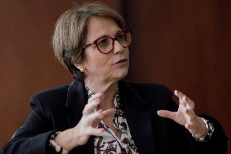Ministra da Agricultura, Tereza Cristina, em Brasília  18/01/2019 REUTERS/Ueslei Marcelino