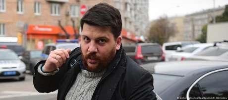 Volkov vem lutando há anos pela democracia digital e internet livre de censura em seu país