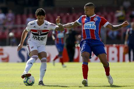 São Paulo e Bahia voltam a se enfrentar nesta quarta-feira (Foto: Marco Galvão/Fotoarena/Lancepress!)
