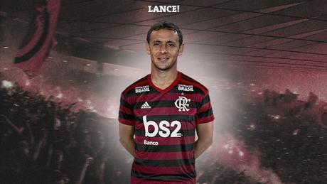 Rafinha está próximo do Flamengo (Arte: Marina Cardoso/Lance!)