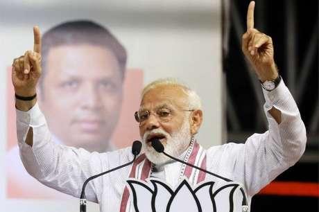 Modi é o político mais popular da Índia, desde Indira Gandhi