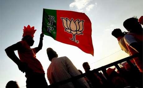 Sob a liderança de Modi, o BJP se tornou o partido dominante na Índia