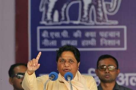Poderosos líderes regionais, como Mayawati, não conseguiram barrar o crescimento do BJP