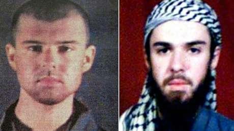 John Walker Lindh se declarou culpado em 2002 de ajudar o Talebã e foi condenado a 20 anos de prisão