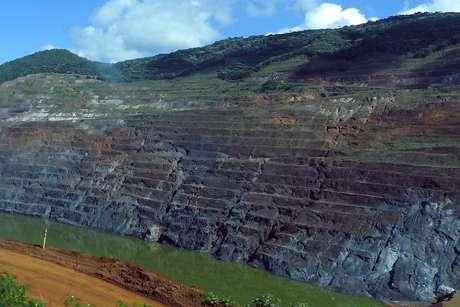 Barão de Cocais (MG) pode ser atingida com o rompimento da barragem da mina do Gongo Soco