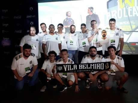 Santos conseguiu alto engajamento com transmissão de jogo (Foto: Rennan Rodrigues / divulgação)