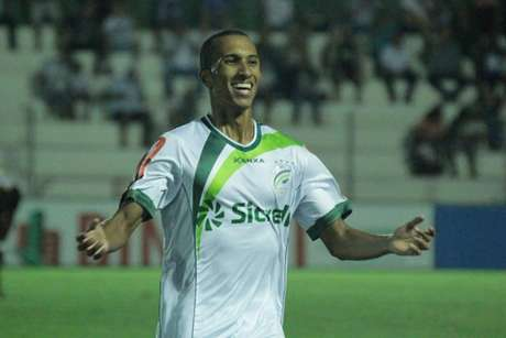 Lucas Braga assinou pré-contrato com o Santos ainda em dezembro do ano passado (Reprodução)