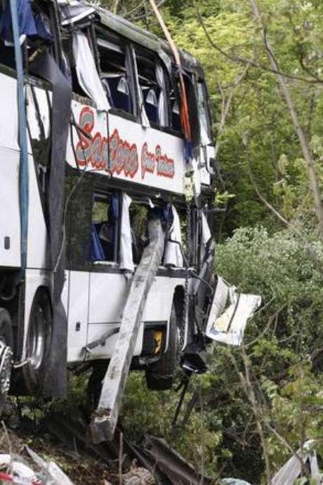 Acidente com ônibus de turismo na Toscana deixa um morto e 37 feridos