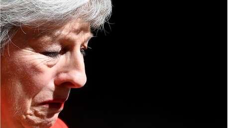 Theresa May anunciou que vai deixar o cargo de premiê no próximo dia 7 de junho